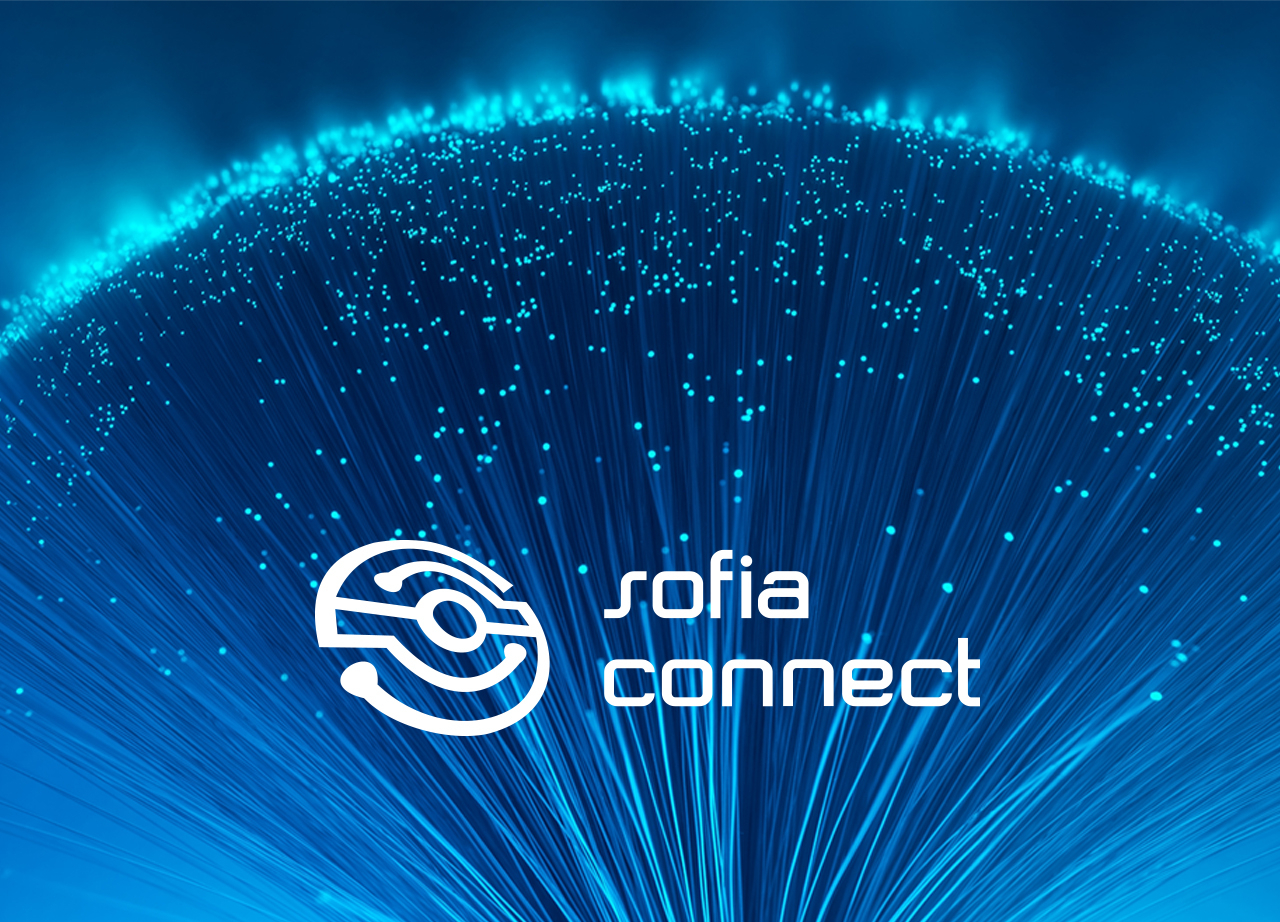 100Gbit connectivity from Sofia Connect