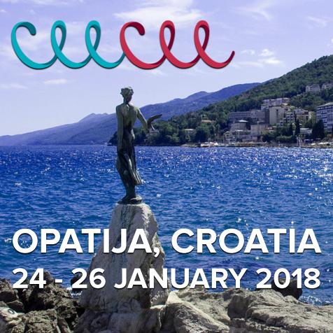Meet our team at CEECEE Opatija 2018 event