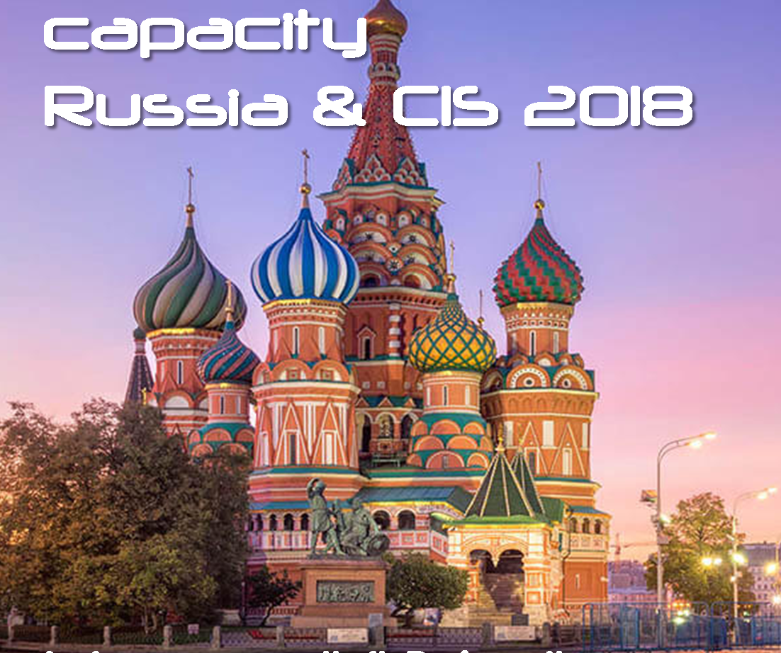 Sofia Connect team will be attending Capacity Russia & CIS 2018