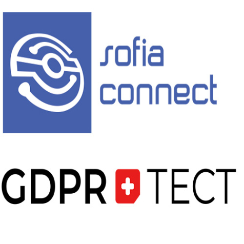 Sofia Connect partners with GDPR TEST