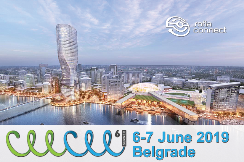 Meet Sofia Connect team at CEE CEE SUMMER 2019