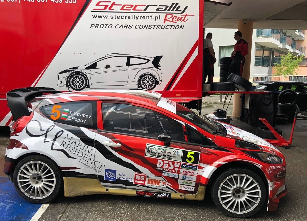 Sofia Connect continue to support Automotive sport in 2019